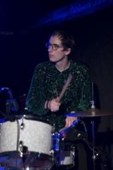 Part of the Band Ancient Elk at Larimer Lounge