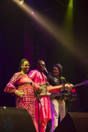 Amadou & Miriam at the Boulder Theater