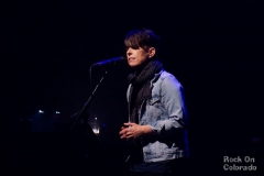 Andrea Gibson at Paramount Theatre