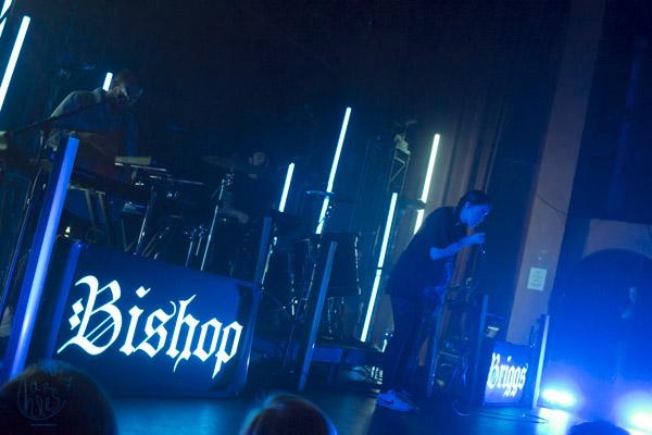 Bishop Briggs at the Bluebird Theater