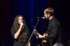 Blake Brown opening for Yael Naim at eTown Hall