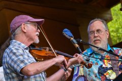 Bruce Molsky Michael Daves and Tony Trischka play Rockygrass 2021
