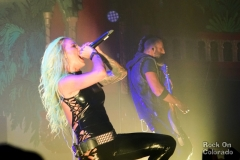 Butcher Babies at The Oriental Theater
