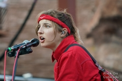 Caroline Rose at Red Rocks