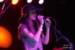 Cassidy Bacon at Globe Hall