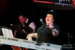 Davina & the Vagabonds at Soiled Dove Underground