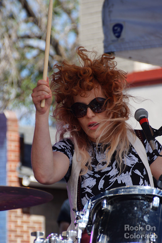 Deap Vally at Project Pabst Denver