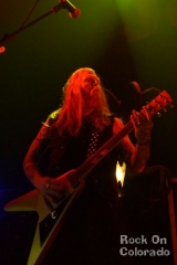 DevilDriver at The Oriental Theater