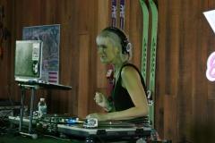 DJ Erin Stereo at Grandoozy Festival
