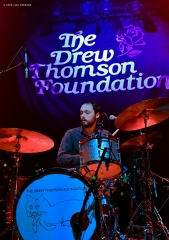 03052020 The Drew Thomson Foundation supporting PUP at the Ogden Theater, Denver, CO.