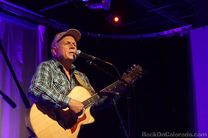 """Joe Kellog performing """"3 Month Mistake"""""""
