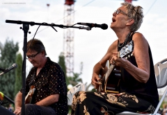 Eliza Gilkyson at the Denver Bontanic Gardens