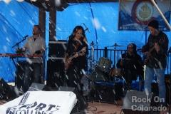 The Wendy Woo band