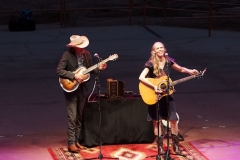 Gillian Welch at Red Rocks