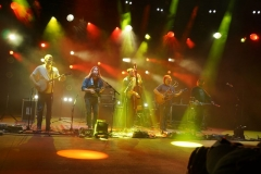 Greensky Bluegrass, at Red Rocks