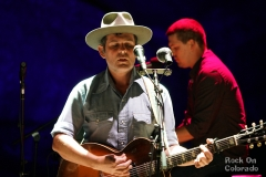 Gregory Alan Isakov at Red Rocks