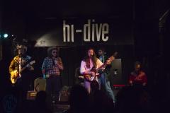 Emotional at Hi-Dive