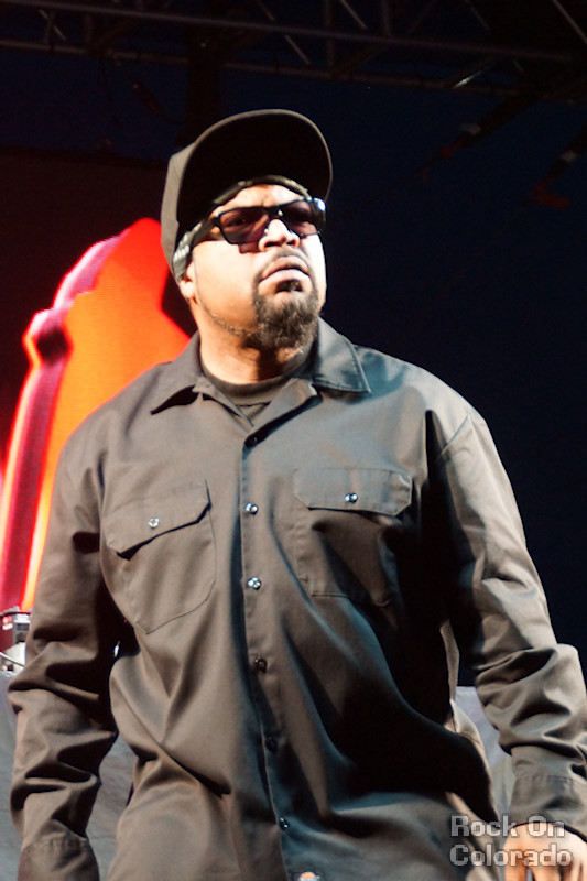 Ice Cube at Project Pabst Denver