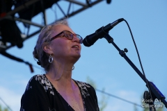 Joan Osborne at Denver Botanic Gardens