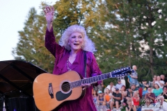 Judy Collins at Denver Botanic Gardens