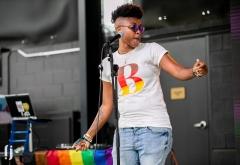 Pride celebration 2021 at Number 38 Bar.