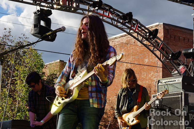 Kurt Vile and the Violators Project Pabst Denver