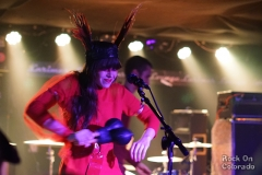 Le Butcherettes at Larimer Lounge
