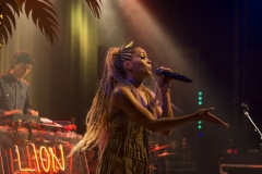 Lion Babe at the Fox Theater