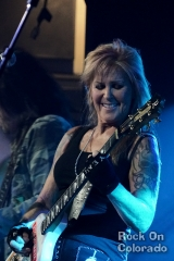 Lita Ford at Herman\'s Hideaway
