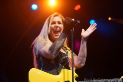 Lita Ford at The Fillmore Auditorium