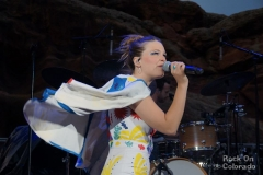 Maggie Rogers at Red Rocks