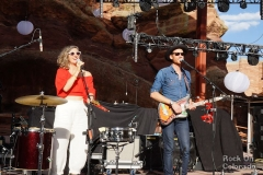 Mama Kin Spender at Red Rocks