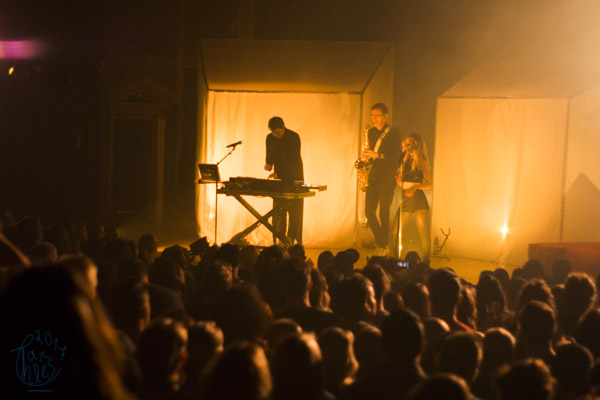 Marian Hill at the Ogden Theatre in Denver