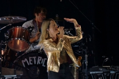 Metric at Pepsi Center