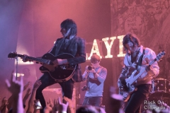 Palaye Royale at The Oriental Theater