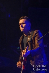 Patrick Droney at Gothic Theatre