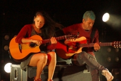 Rodrigo y Gabriela at Red Rocks