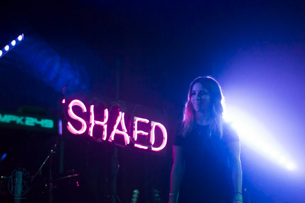 Shaed at the Bluebird Theater