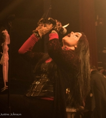 Lola Black, @ The Gothic, 2018