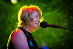 Shawn Colvin performs Folks Fest 2021 at Planet Bluegrass in Lyons, CO