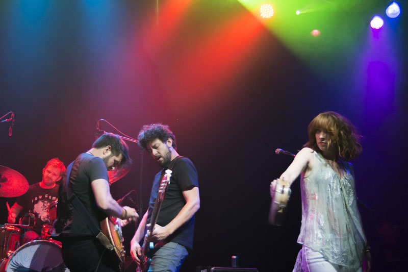 Sister Sparrow and the Dirty Birds at the Fox Theatre