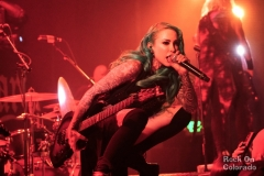 Stitched Up Heart at The Oriental Theater