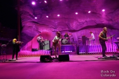 The Head and the Heart at Red Rocks