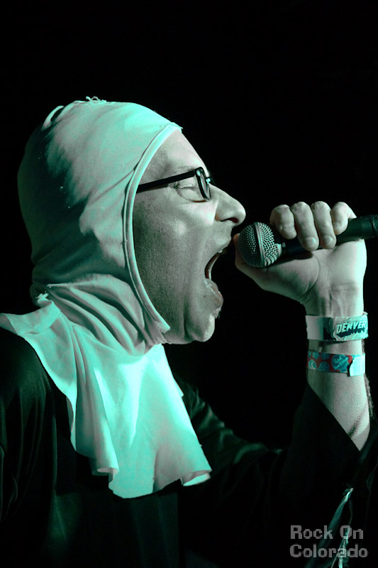 The Nuns of Brixton at Project Pabst Denver