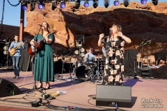 The Secret Sisters at Red Rocks