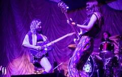 Flogging Molly and the Violent Femmes at Mission Ballroom Denver, Colorado.