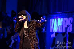 Vamps at Bluebird Theater