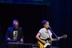 Yael Naim at eTown Hall