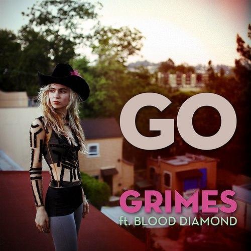 Grimes & Blood Diamonds - Go