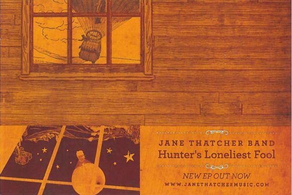 Jane Thatcher Band – Hunter's Loneliest Fool